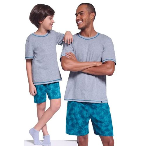 pijama-lupo-infantil-cinza